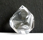 Photographs of a quality Herkimer Diamond
