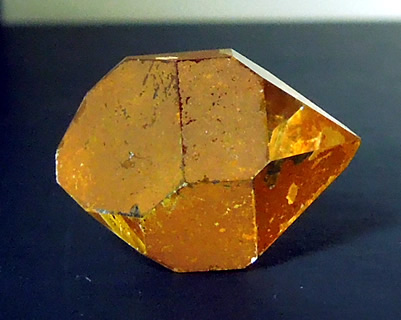 Herkimer measures 18.5x13.5 mm, 14 ct.
