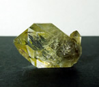 Images of a metaphysical Herkimer Diamond