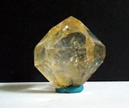 Raw, Natural Herkimer Crystal Golden Healer Point