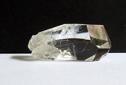 quartz crystal is water clear