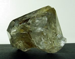 Large Smoky Herkimer Crystal Point