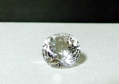 Cut Herkimer Diamond 1 ct.