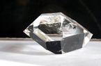 Large, natural quality Herkimer Diamond crystal.