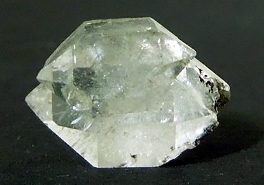 Type of twin quartz with stacked crystals.