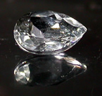 Penduloque cut Herkimer Diamond