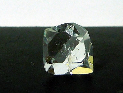 This Herkimer has an interesting shape as shown here.