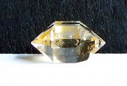 Natural Herkimer golden healer