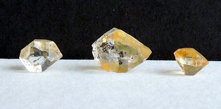 C Grade Herkimer Diamonds
