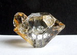Pictures of a Herkimer Diamond Quartz Crystal