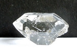 Herkimer Diamond Specimen with Fluid Filled Inclusion, Enhydro
